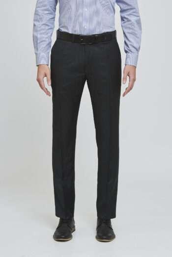Pantalón de vestir pinzado super 100
