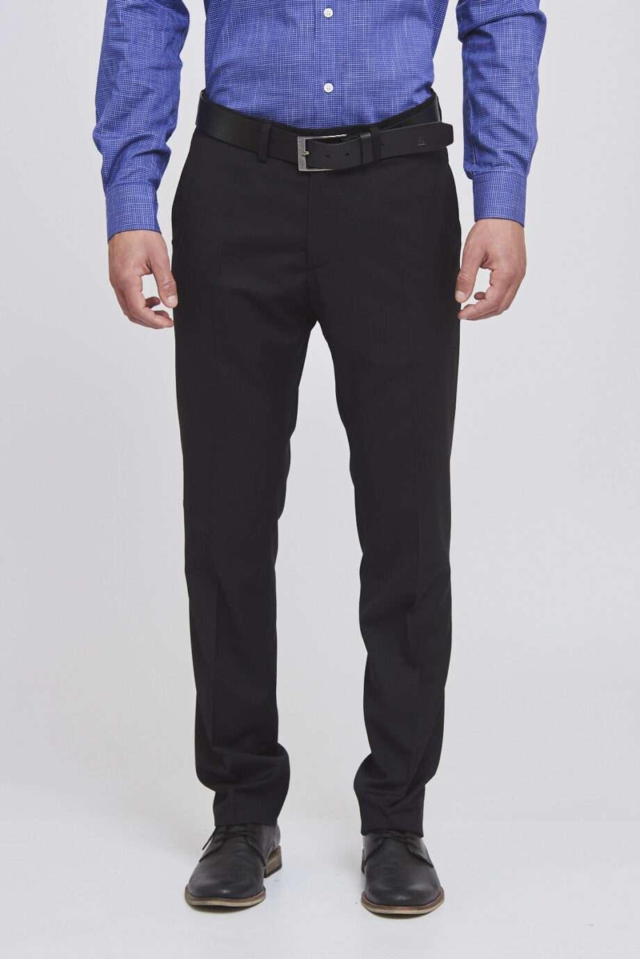 Pantalón de vestir de super 100